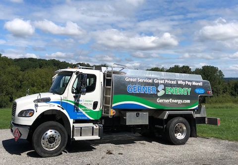 Home heating oil delivery from Gerner Energy